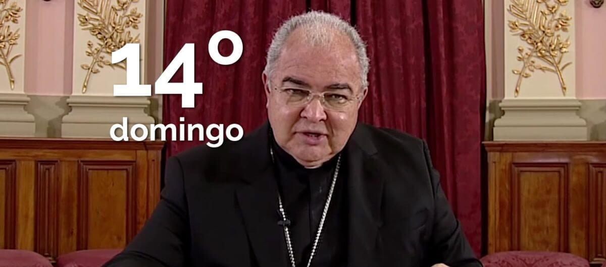Cardeal Orani João Tempesta - A Voz do Pastor - 14º Domingo Comum - 03/07/2016