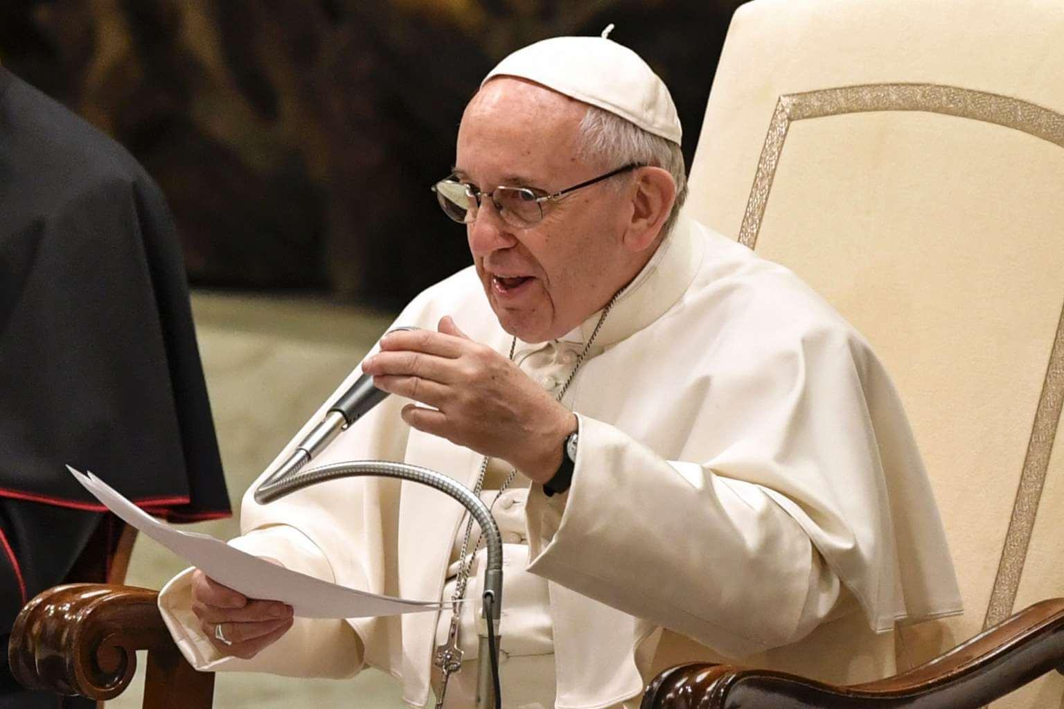 Papa Francisco – 12 de fevereiro