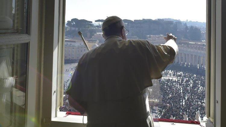 Palavra do Papa - 28 de janeiro de 2018