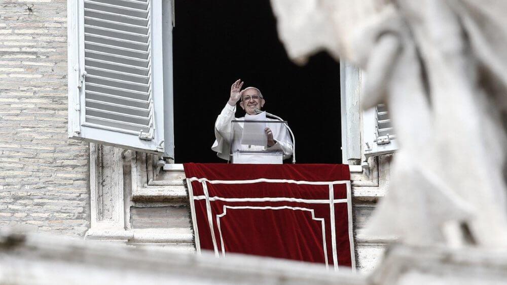 Palavra do Papa - 18 de março de 2018