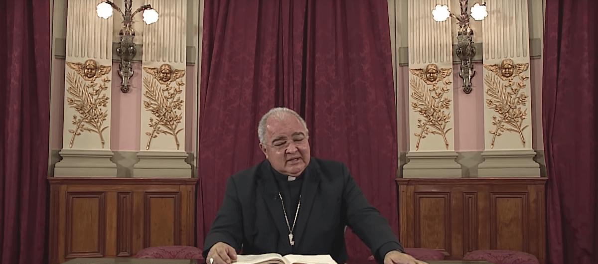 A voz do Pastor - 13/05/18 - Solenidade da Ascensão do Senhor - Domingo