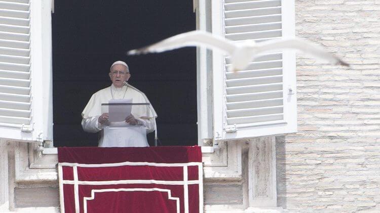 Palavra do Papa - 27 de maio de 2018