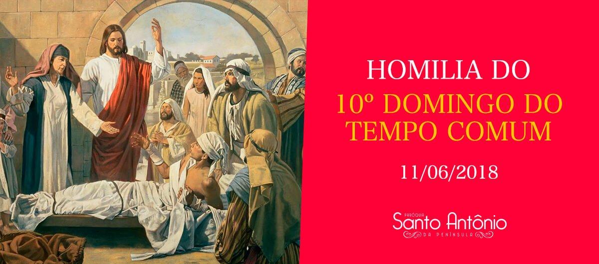 Homilia do dia de São João Batista - Pe. Marciano
