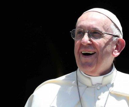 Papa - 8 julho de 2018