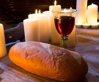 Eu sou o pão da vida