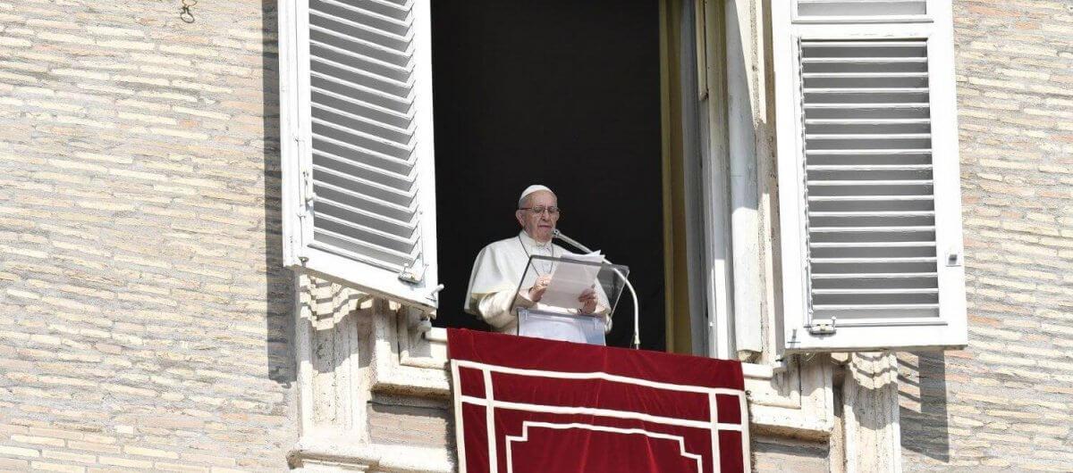 Palavra do Papa - Angelus - 21 de Outubro de 2018