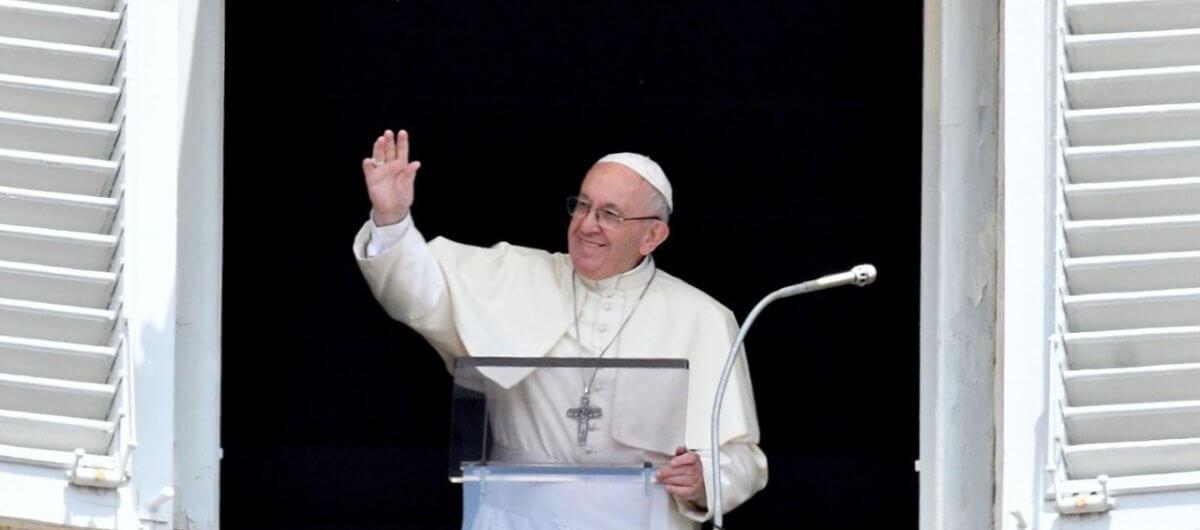 Palavra do Papa - Angelus - 30 de Setembro de 2018