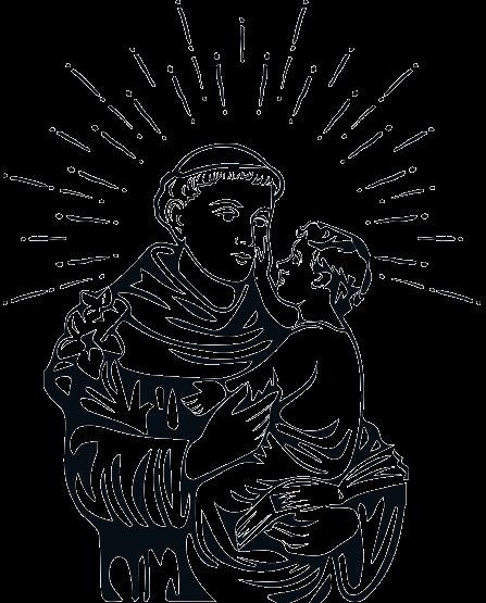 Santo Antônio e Menino Jesus