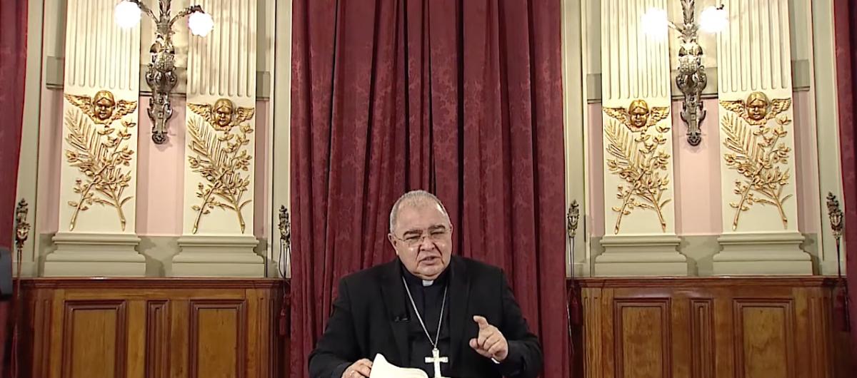 A VOZ DO PASTOR – 12/07/20 - Cardeal Dom Orani João Tempesta