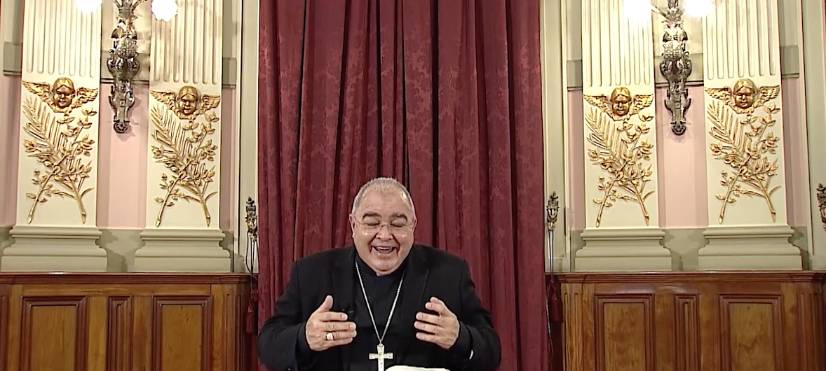 A Voz do Pastor 28/06/2020 com o Cardeal Orani João Tempesta