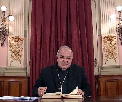 A Voz do Pastor, 25/10/2020 com o Cardeal Orani João Tempesta