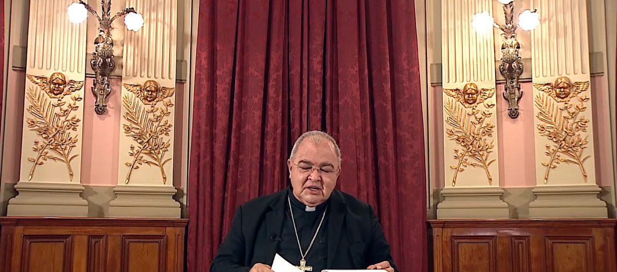 A VOZ DO PASTOR – 15/11/2020 - Cardeal Dom Orani João Tempesta