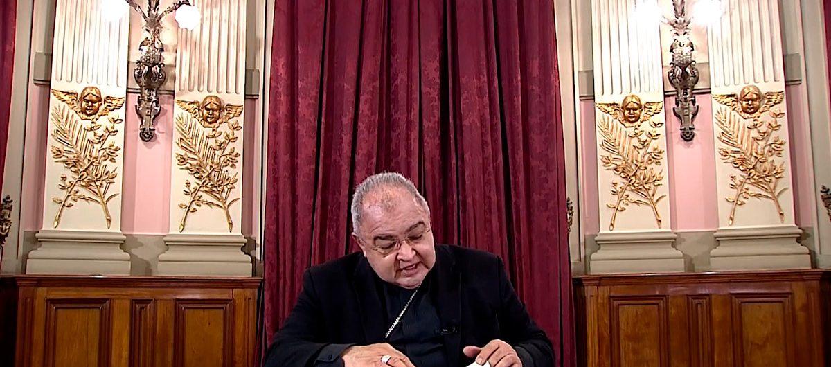 A VOZ DO PASTOR – 25/04/2021 - Cardeal Dom Orani João Tempesta